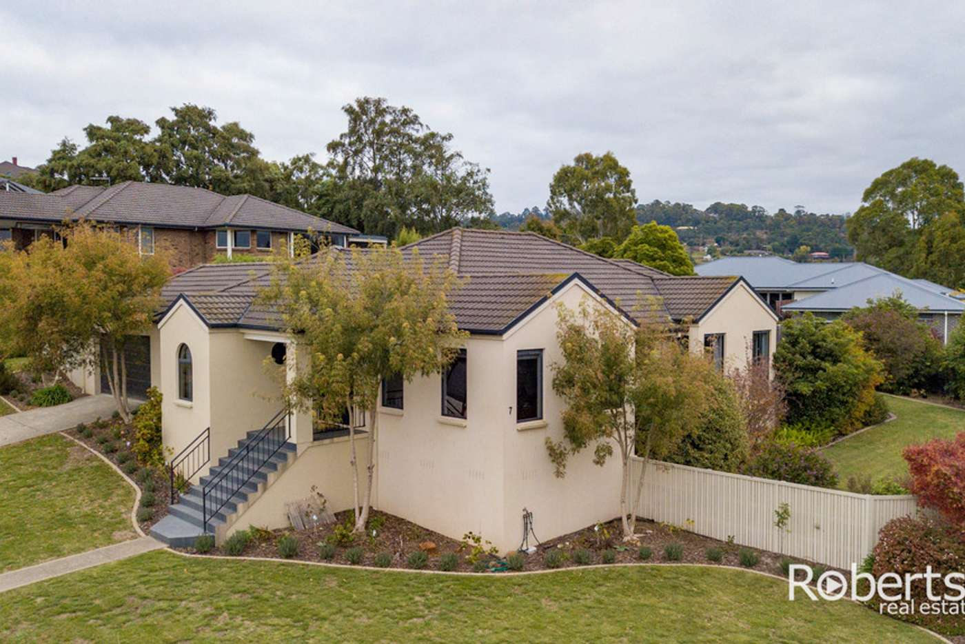 Main view of Homely house listing, 7 Jacqueline Place, Riverside TAS 7250