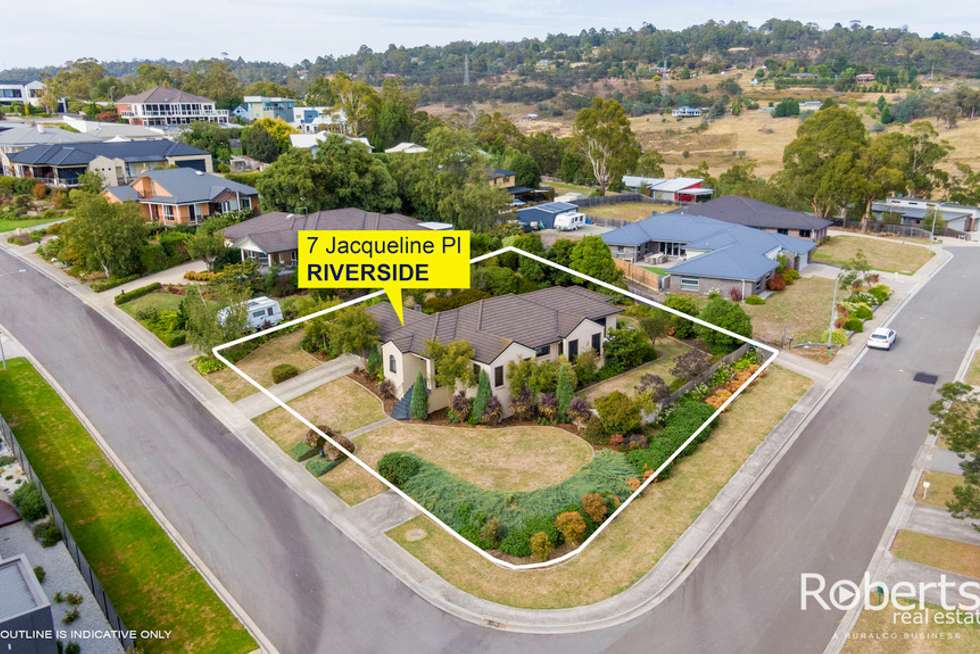 Third view of Homely house listing, 7 Jacqueline Place, Riverside TAS 7250