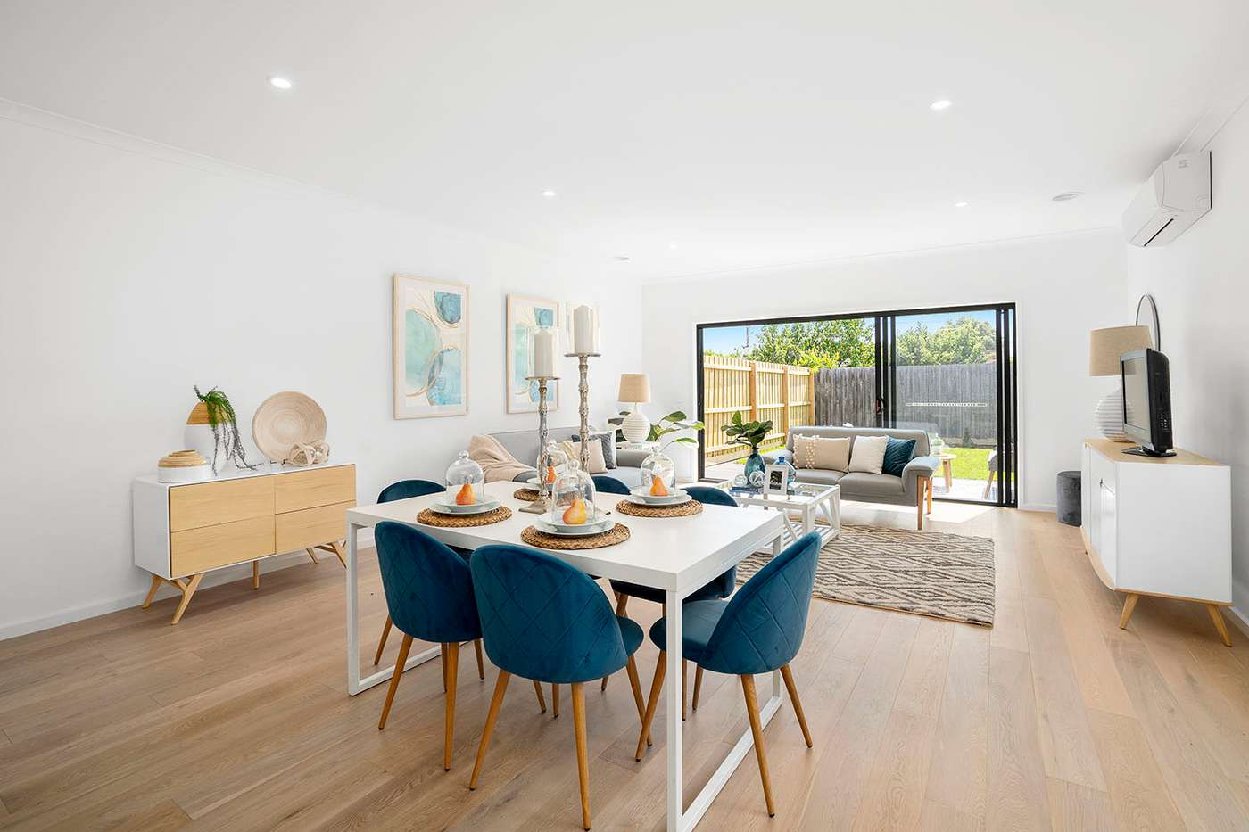 Main view of Homely townhouse listing, 27B Parnell Street, Cheltenham, VIC 3192