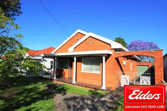 30 Delhi Street, Lidcombe NSW 2141