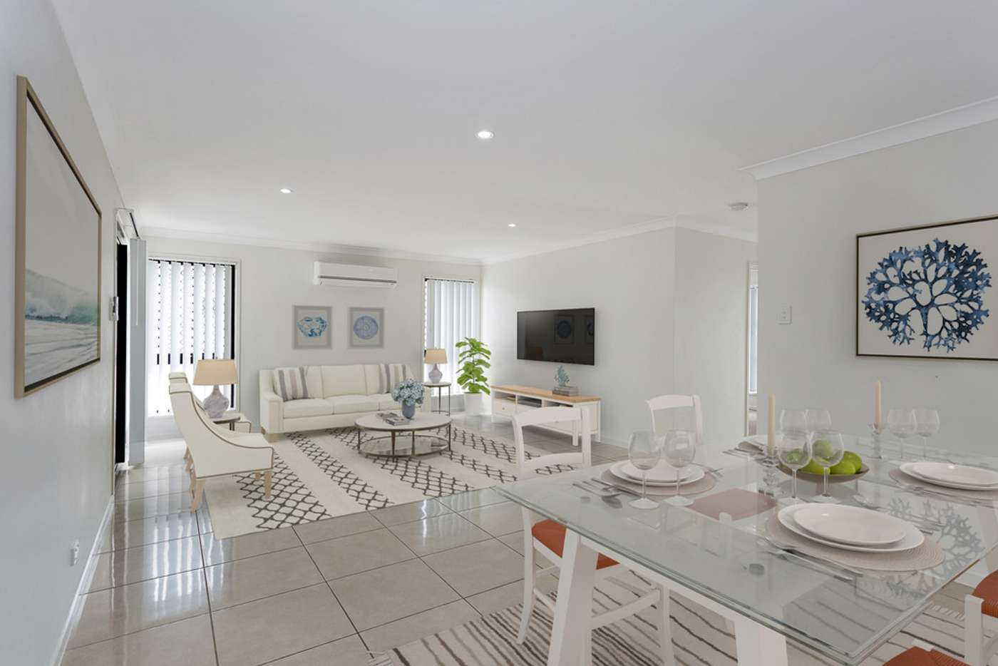 Main view of Homely house listing, 63 Caroval Drive, Rural View QLD 4740