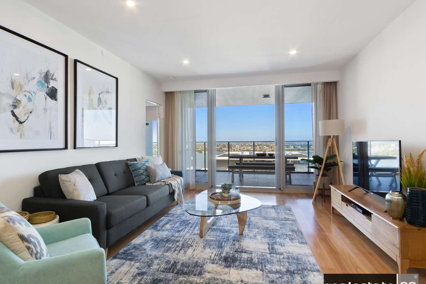 Main view of Homely apartment listing, 142/189 Adelaide Terrace, East Perth WA 6004