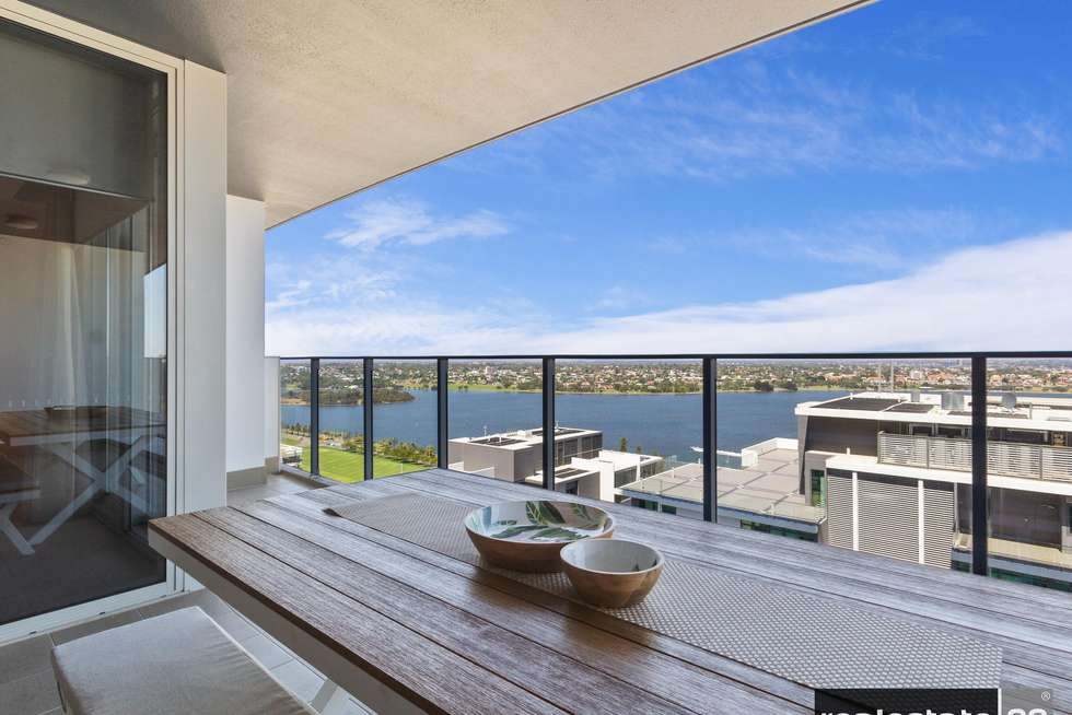Third view of Homely apartment listing, 142/189 Adelaide Terrace, East Perth WA 6004
