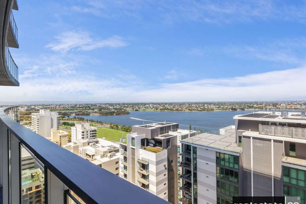 Fourth view of Homely apartment listing, 142/189 Adelaide Terrace, East Perth WA 6004
