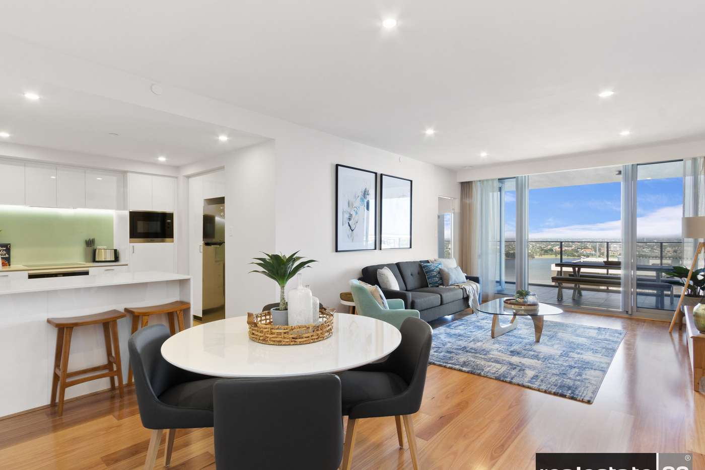 Sixth view of Homely apartment listing, 142/189 Adelaide Terrace, East Perth WA 6004