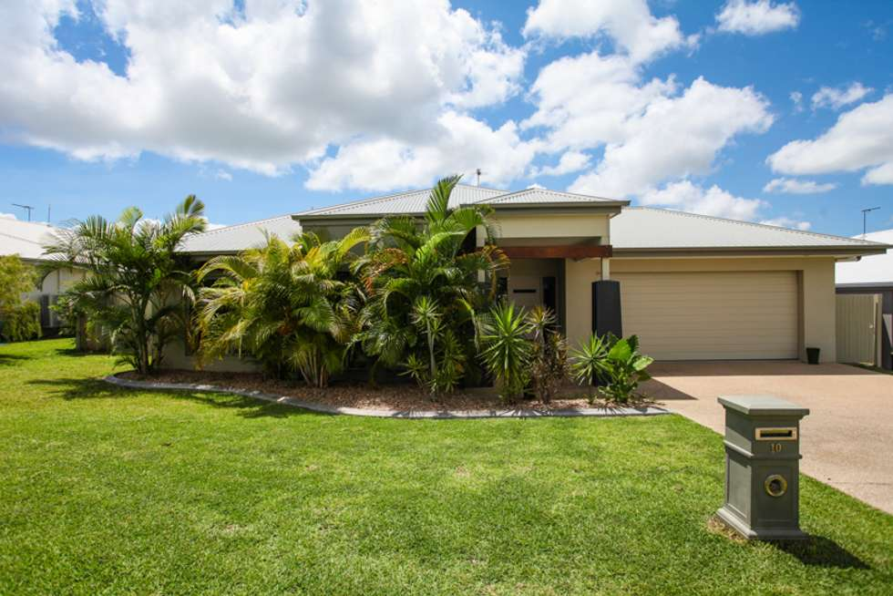 Second view of Homely house listing, 10 Bjelke Circuit, Rural View QLD 4740
