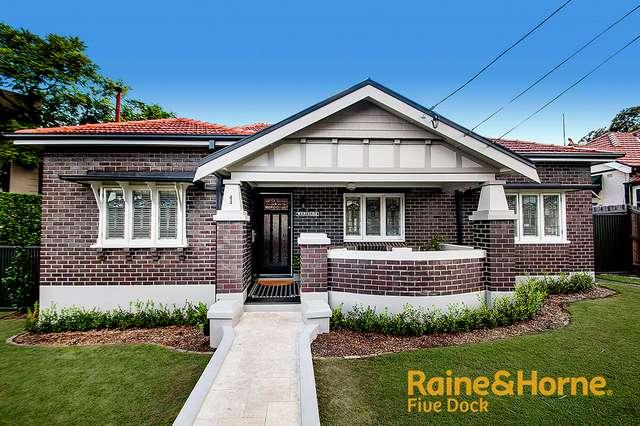 1 POOLMAN STREET, Abbotsford NSW 2046