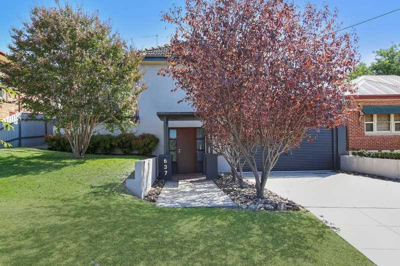 Main view of Homely house listing, 637 Sackville Street, Albury, NSW 2640