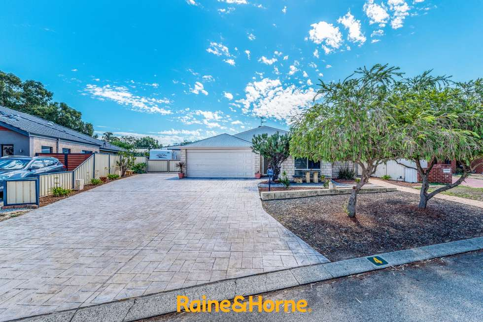 Second view of Homely house listing, 4 PATEMAN PLACE, South Yunderup WA 6208