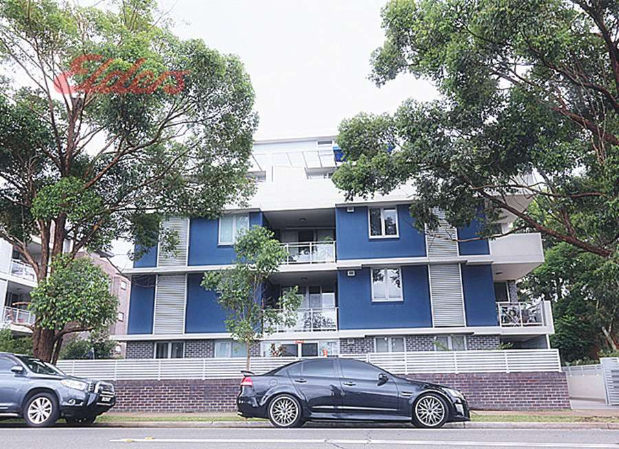 Main view of Homely apartment listing, 10/29 St Ann Street, Merrylands, NSW 2160