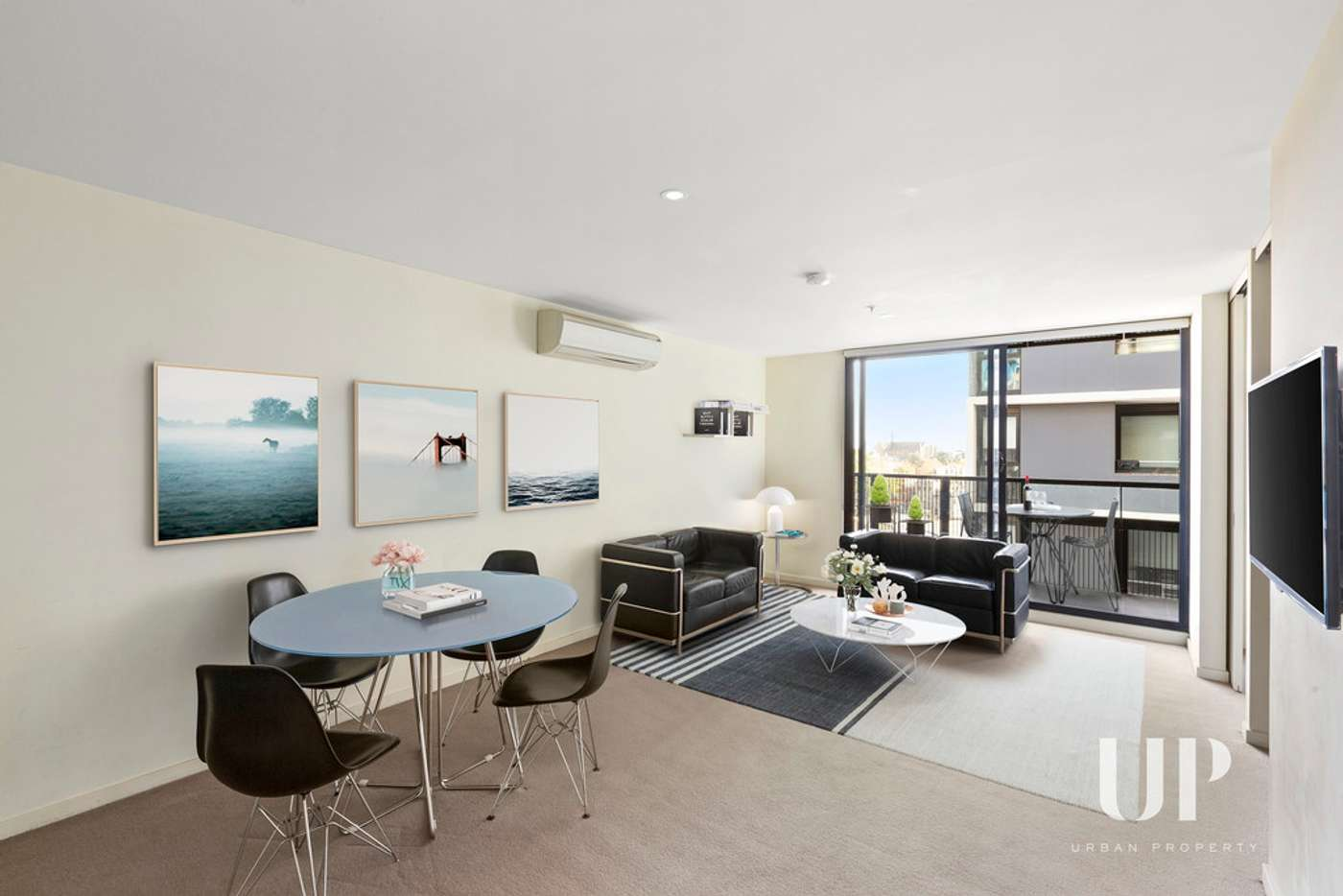 Main view of Homely apartment listing, 901/243 Franklin Street, Melbourne VIC 3000