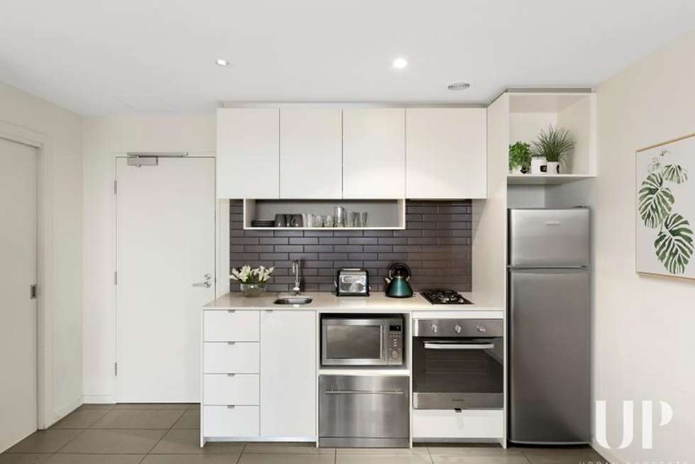 Second view of Homely apartment listing, 901/243 Franklin Street, Melbourne VIC 3000