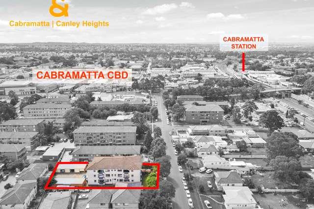 12/17 CHURCH STREET, Cabramatta NSW 2166