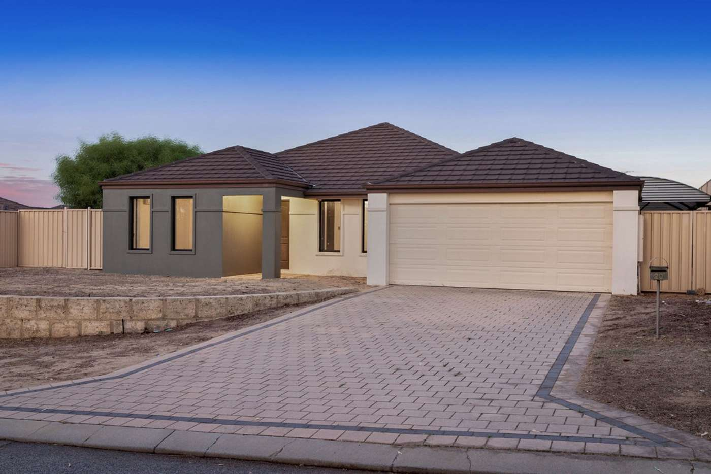 Main view of Homely house listing, 20 Friarbird Terrace, Beeliar WA 6164