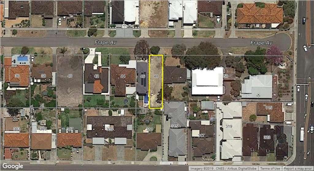 Main view of Homely  listing, 48 Frape Avenue, Yokine, WA 6060