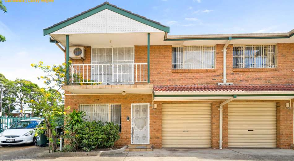 5/17-25 BARTLEY STREET, Canley Vale NSW 2166