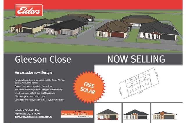 45 Gleeson Close
