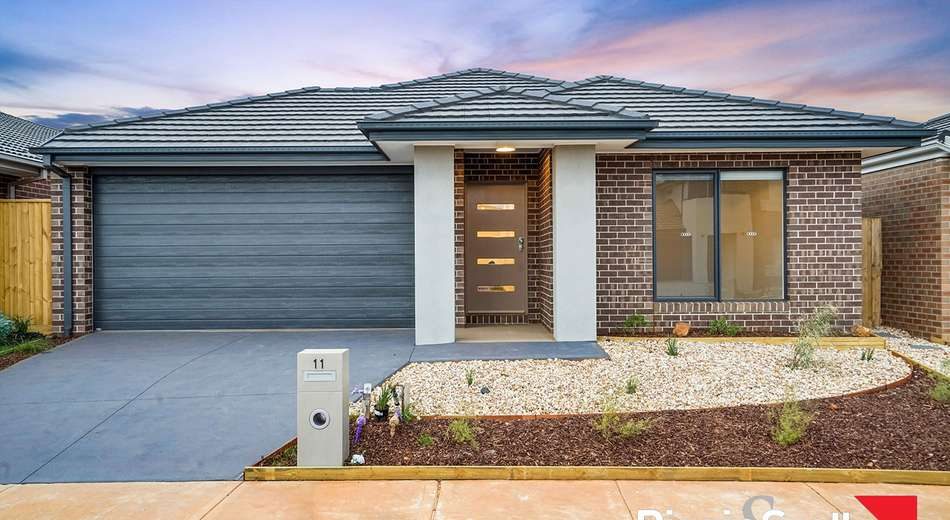 11 Fairford Road, Thornhill Park VIC 3335