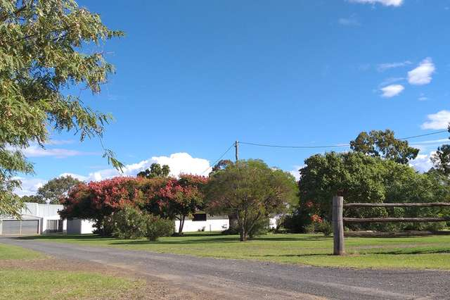 1.33 HECTARES 4 BEDROOM HOUSE ON ACREAGE, Brymaroo QLD 4403