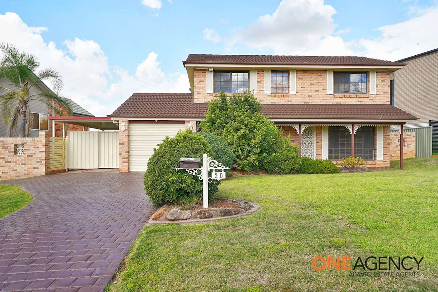 Main view of Homely house listing, 20 Ilford Place, Abbotsbury NSW 2176