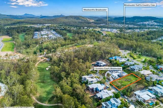 7 Scenery Court, Brookwater QLD 4300