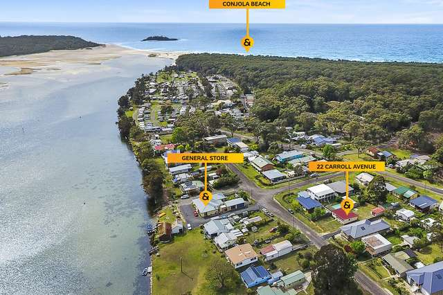 22 Carroll Avenue, Lake Conjola NSW 2539