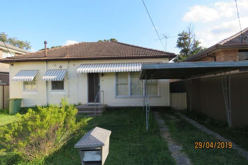 Main view of Homely house listing, 25 The Grove, Fairfield, NSW 2165