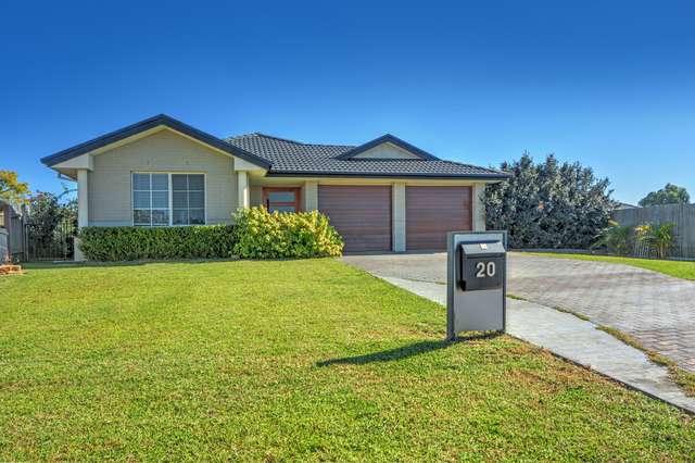 20 Eucalyptus Avenue, Worrigee NSW 2540