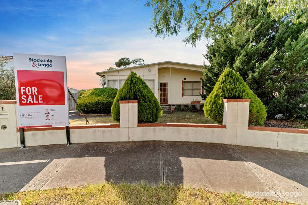 Main view of Homely house listing, 1 De Brun Court, Laverton, VIC 3028