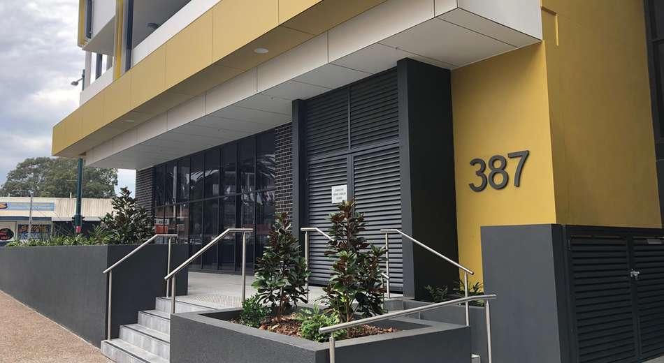 109/387 Macquarie Street