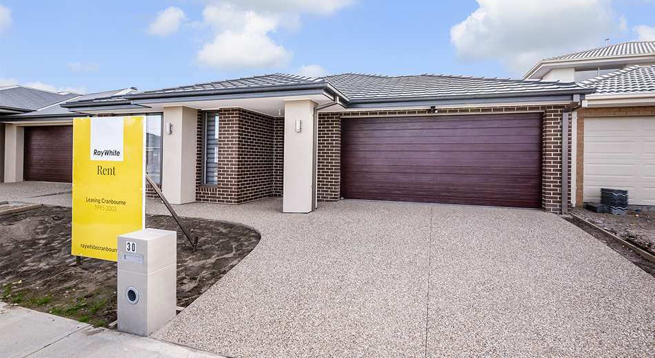 30 Bazadaise Drive, Clyde North VIC 3978