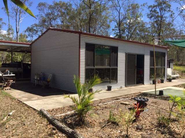 Main view of Homely  listing, 873 Round Hill Rd, Captain Creek, QLD 4677