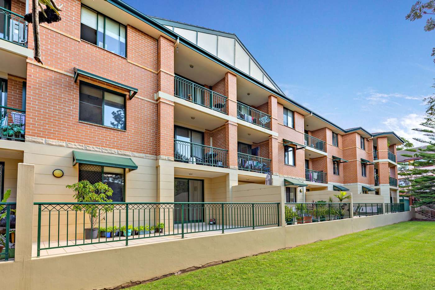 Main view of Homely unit listing, 149/18-20 Knocklayde Street, Ashfield NSW 2131