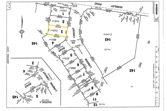 Lot 3 Sovereign Hill Estate, Torrington QLD 4350
