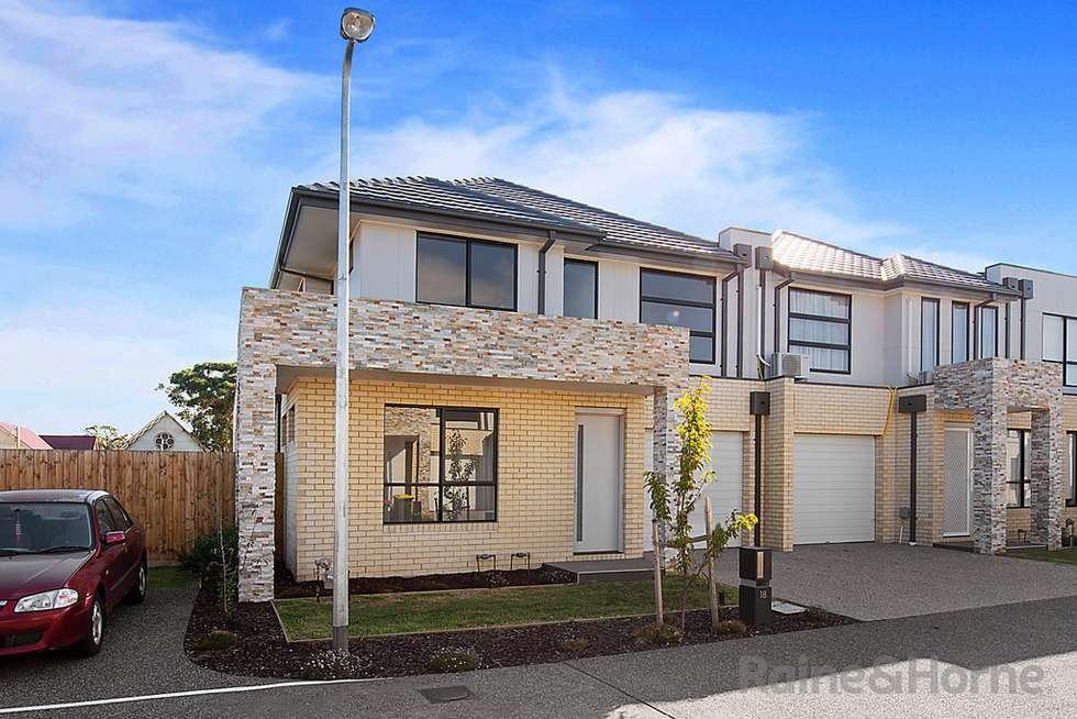Second view of Homely house listing, 18 POA CRT, Keysborough VIC 3173