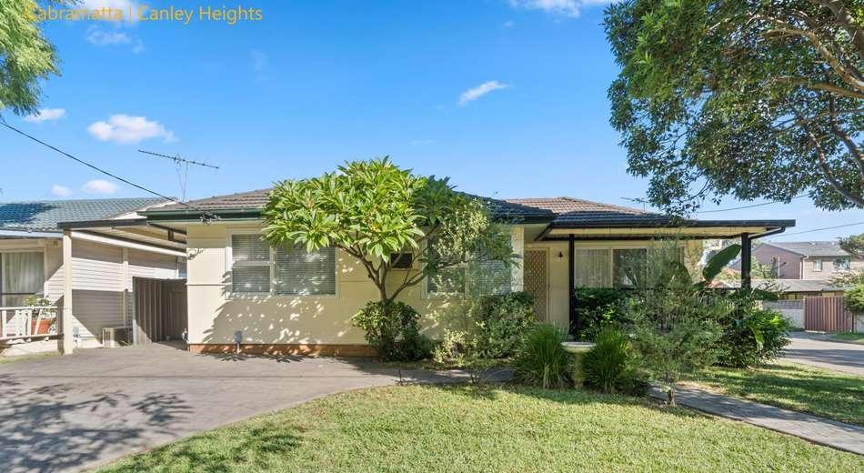 19 KAROON AVENUE, Canley Heights NSW 2166
