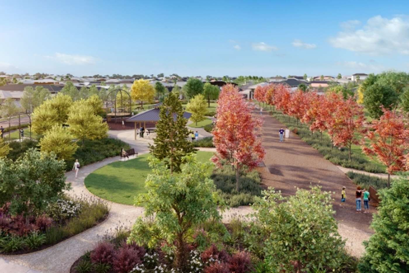 Seventh view of Homely residentialLand listing, 8 Bellthorpe Road, Botanic Ridge VIC 3977