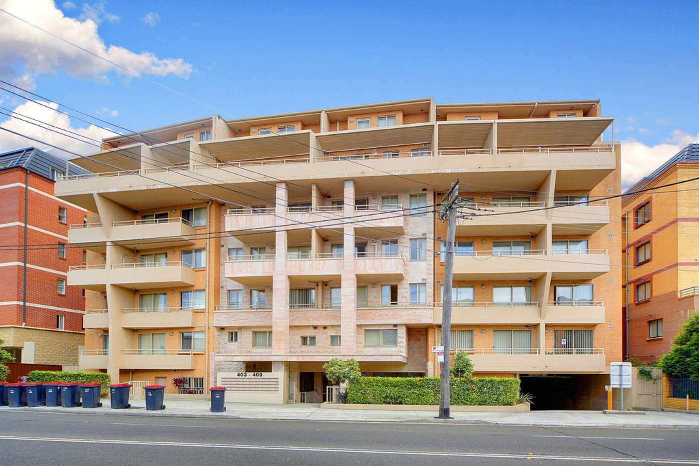 Main view of Homely unit listing, 27/403 Liverpool Road, Ashfield NSW 2131
