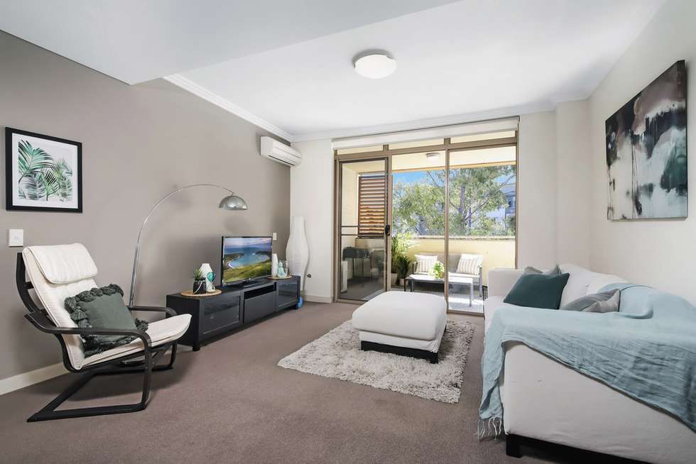 Second view of Homely apartment listing, 307/4 Stromboli Strait, Wentworth Point NSW 2127