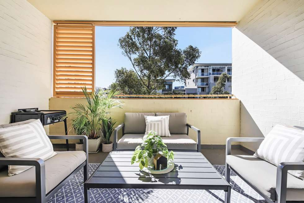 Third view of Homely apartment listing, 307/4 Stromboli Strait, Wentworth Point NSW 2127