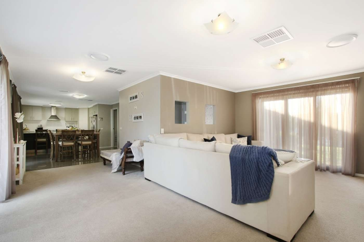 Fifth view of Homely house listing, 14 Sans Souci Drive, Wodonga VIC 3690