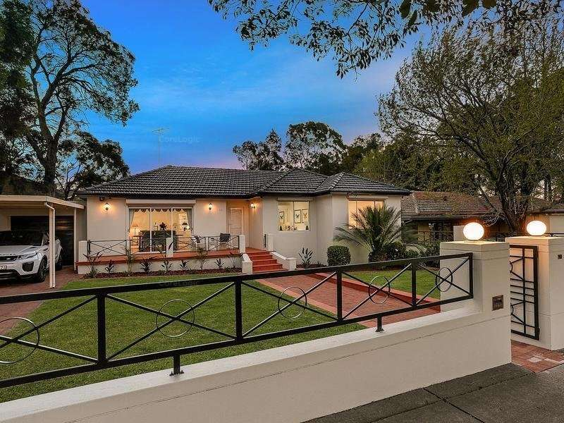 Main view of Homely house listing, 113 Wallis Avenue, Strathfield, NSW 2135