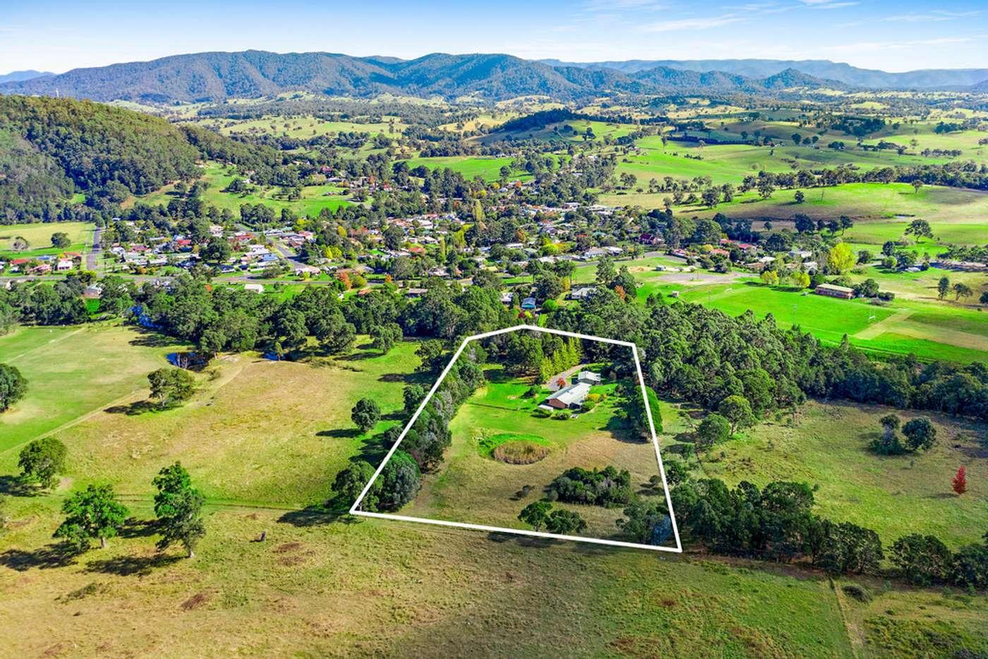 Main view of Homely acreageSemiRural listing, 9 Avernus Street, Cobargo NSW 2550