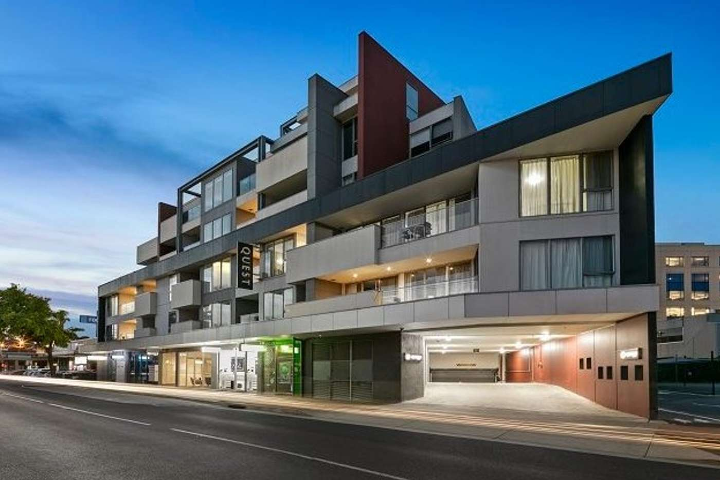 Main view of Homely apartment listing, 406/37-39 Station Road, Cheltenham VIC 3192