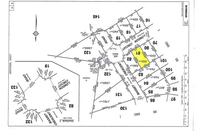 Lot 81 Sovereign Hill Estate, Torrington QLD 4350