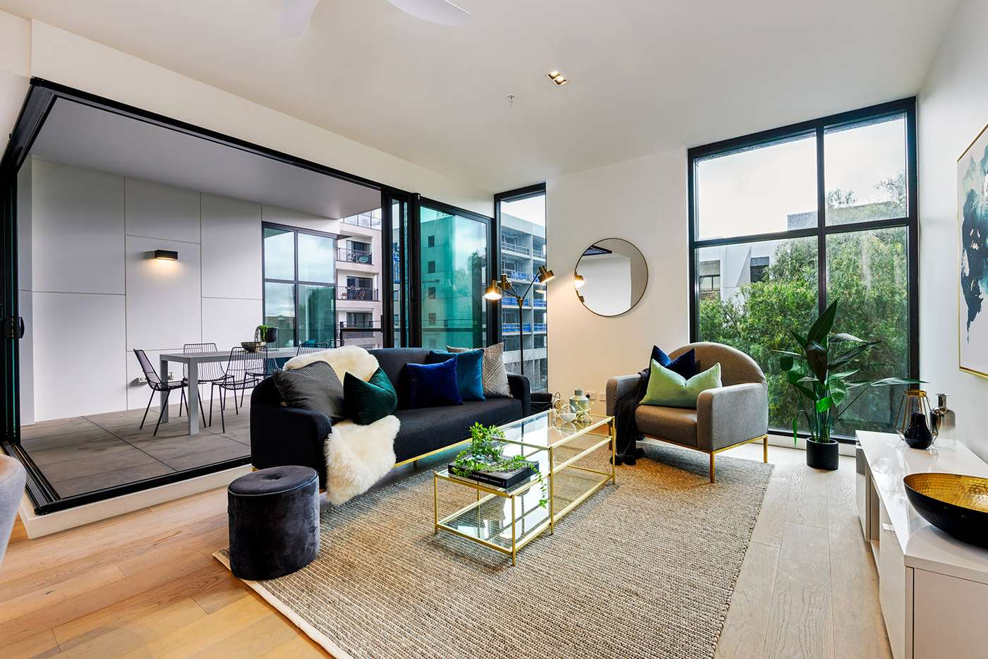 Main view of Homely apartment listing, The Artisan 203/3 Fifth Street, Bowden SA 5007