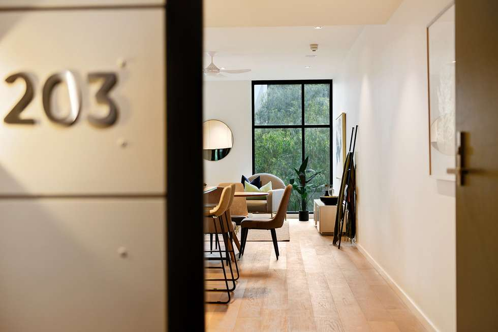 Second view of Homely apartment listing, The Artisan 203/3 Fifth Street, Bowden SA 5007