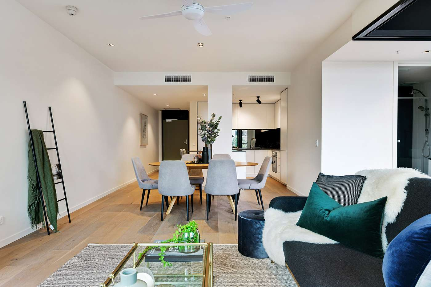 Fifth view of Homely apartment listing, The Artisan 203/3 Fifth Street, Bowden SA 5007