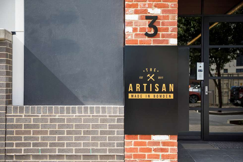 Fourth view of Homely apartment listing, The Artisan 604/3 Fifth Street, Bowden SA 5007