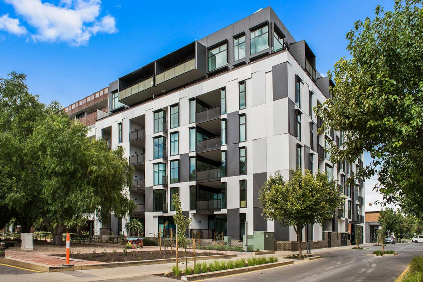 Fifth view of Homely apartment listing, The Artisan 604/3 Fifth Street, Bowden SA 5007